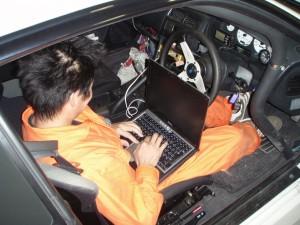 HKSハイパーチャレンジ走行会 2008.10.12-20