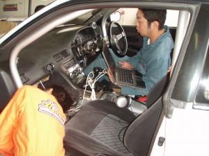 HKSハイパーチャレンジ走行会 2008.10.12-18