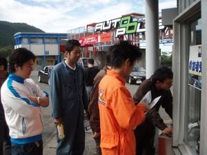 HKSハイパーチャレンジ走行会 2008.10.12-9