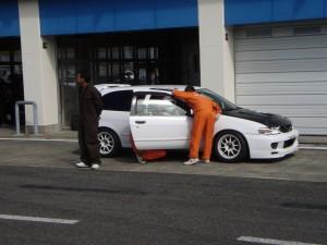 HKSハイパーチャレンジ走行会 2008.10.12-1