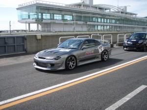 HKSハイパーチャレンジ走行会 2008.10.12-8