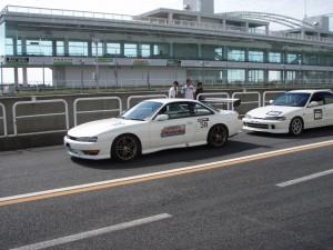 HKSハイパーチャレンジ走行会 2008.10.12-7