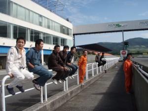 HKSハイパーチャレンジ走行会 2008.10.12-22