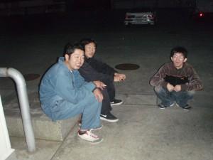 HKSハイパーチャレンジ走行会 2008.10.12-29