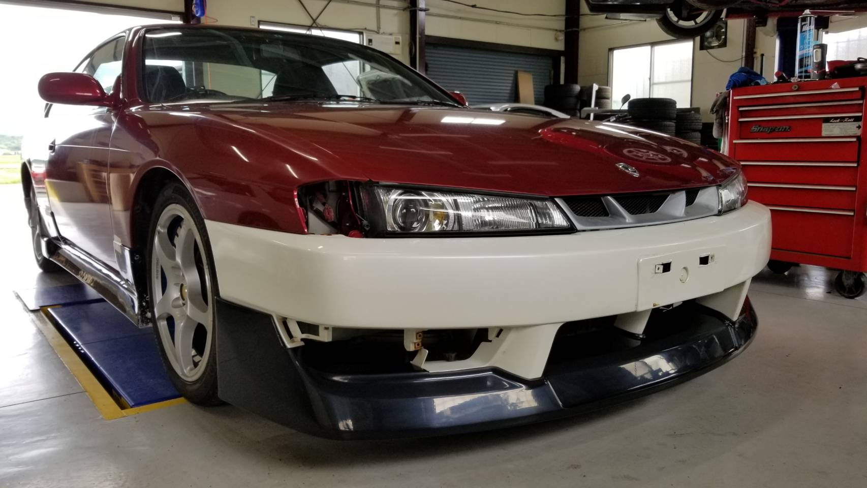S14 シルビア | 自動車工房丸田小屋